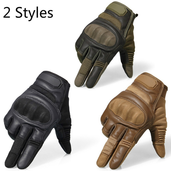 Combat Gloves, Touch Screen, shootingglove, Men's Fashion