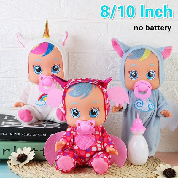 Toy, Gifts, cryingbaby, doll