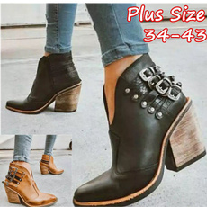 tallboot, Plus Size, Winter, Knee High Boots