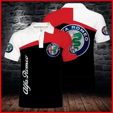 Tee Shirt, alfaromeo, Tops, Motorcycle