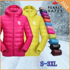 Fashion, pufferjacekt, zipperjacket, Winter Coat Women