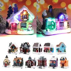 Decor, lights, led, Christmas