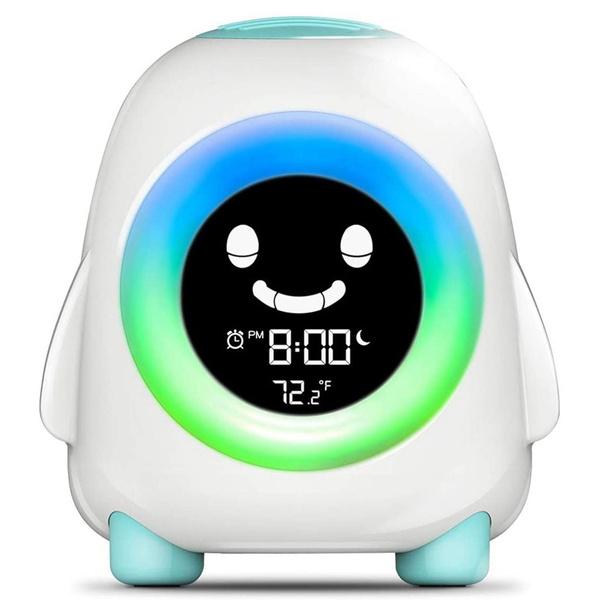 Colorful, kidsclock, Clock, lights