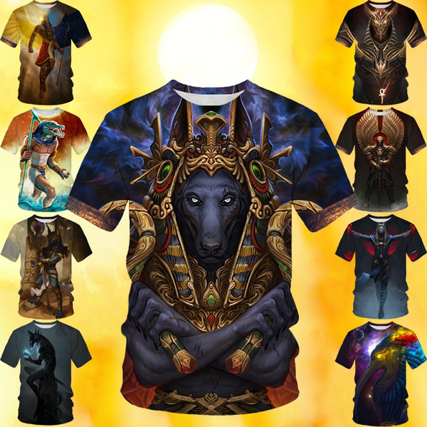 Fashion, eye, Graphic T-Shirt, Egyptian