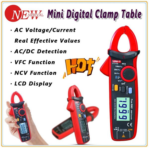 Mini, ammeter, diode, electriciantool