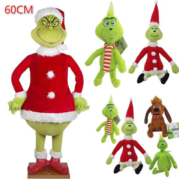 Plush Toys, Toy, Christmas, doll