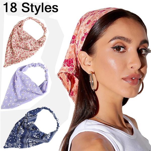 bohemia, hair, Fashion, Triangles