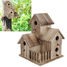 Box, outdoorbirdhouse, Garden, birdnestingbox