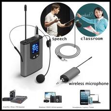 Headset, Microphone, Coach, Mini
