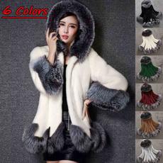 Fleece, Plus Size, fur, Winter