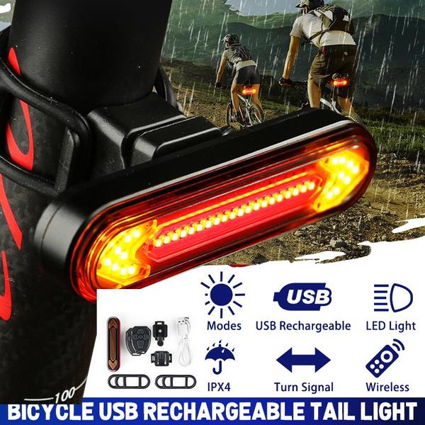 bikewarninglamp, Bicycle, Tail, led