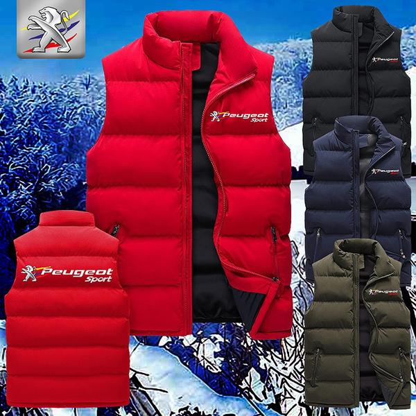 Vest, Fashion, sportsvest, zipperjacket