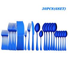 Steel, flatwareset, Stainless Steel, Kitchen Accessories
