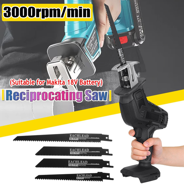 Wood, reciprocatingsaw, Electric, Battery