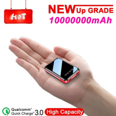Mini, Mobile Power Bank, Battery Charger, smartphonecharger