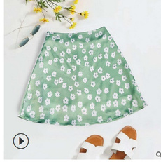 quicklydry, skinfriendly, Floral print, Clothes