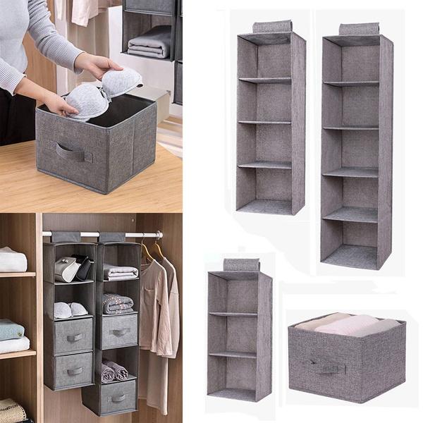 Pocket, Underwear, foldableclosethangingbag, Closet