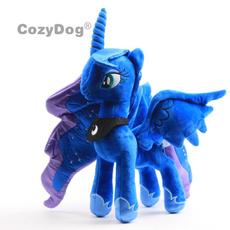 Blues, rainbow, horse, Toy