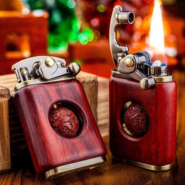 Copper, sandalwoodlighter, creative gifts, kerosene