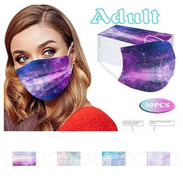 Star, mouthmuffle, unisex, Masks