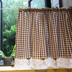 brown, windowcovering, Shorts, Cotton