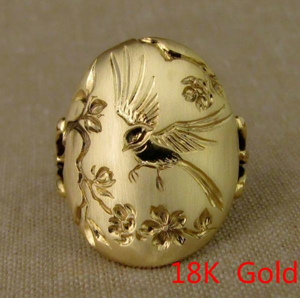Fashion, wedding ring, gold, Elegant