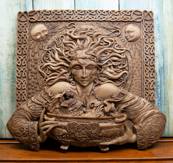 Collectibles, Celtic, gt, Goddess