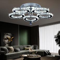 led, lustre, Modern, fixture