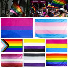 rainbow, Decor, bannersaccessorie, Home & Kitchen