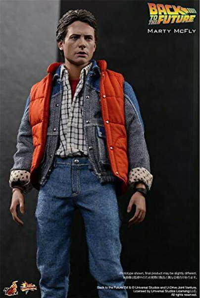 Collectibles, Toy, backtothefuture, figure