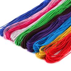 elasticrope, roundelastic, Colorful, shoelaces