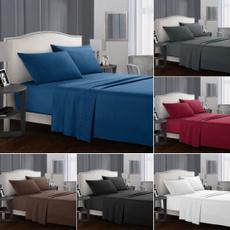 corfortable, Beds, bedsheetset, Sheets & Pillowcases