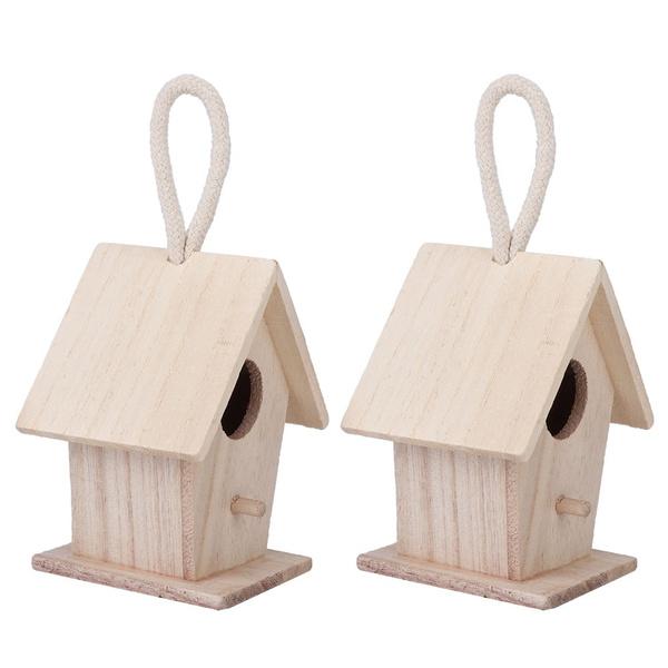 Box, Outdoor, birdnestshouse, Home Decor