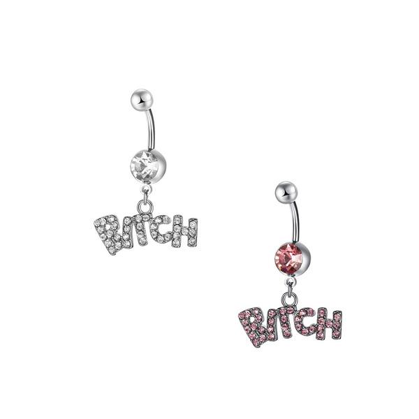 Jewelry, bellyring, Women jewelry, button