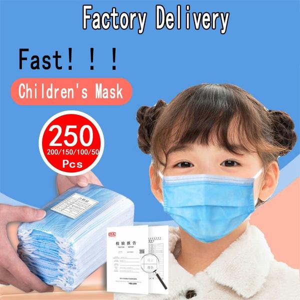 マスク, Elastic, disposablechildrensmask, Storage