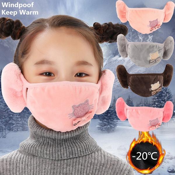 winterwarmearmuff, Winter, childrenfacecover, warmfacemask