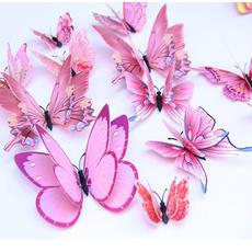 butterfly, decoration, butterflywallsticker, Wall Art