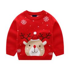 jacquard, Fashion, cottonsweater, childrendouble