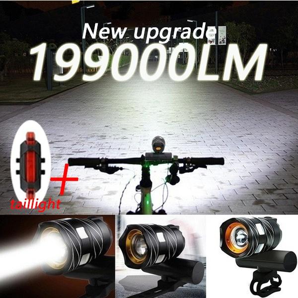reartaillight, torchflashlight, Cycling, ledbicyclelight