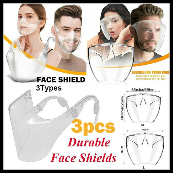 transparentmask, Fashion, earloopsmask, faceshield