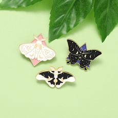 butterfly, Goth, gothicpin, Pins