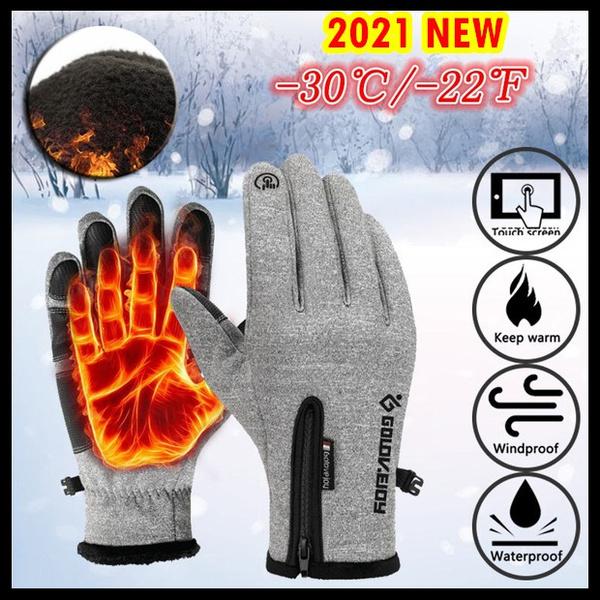 Touch Screen, warmglove, Winter, Waterproof