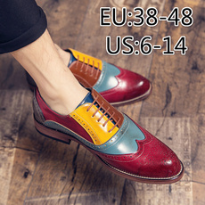 Shoes, Fashion, leather shoes, casual leather shoes