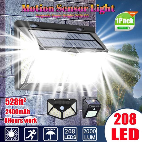 motionsensor, walllight, securitylight, Waterproof