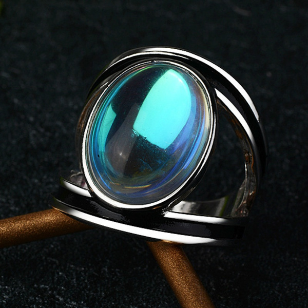 Set, 925 silver rings, Exaggeration, Silver Ring