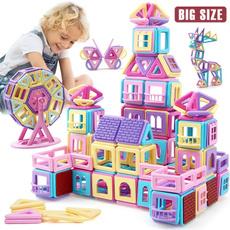 magneticbuildingblocksforkid, Gifts, Food, buildingblocksset