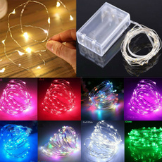 Home Decor, led, ledsilverstringlight, ledstringfairylight
