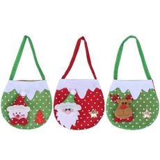 Decor, Christmas, Gifts, Gift Bags