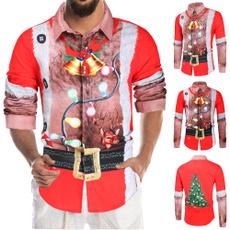 Fashion, long sleeved shirt, Dress, Men