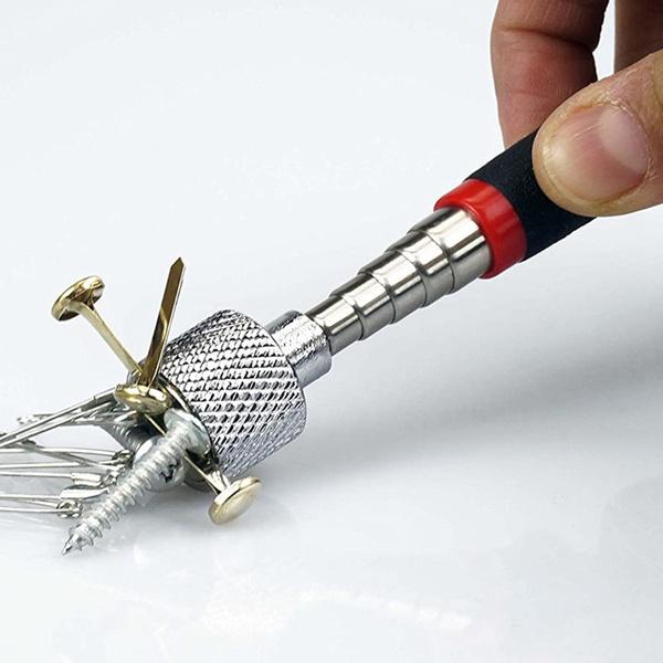 gadget, telescopicstick, strongmagnet, telescopic